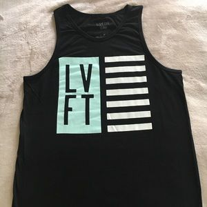 Other - Live Fit Brand Men's tank